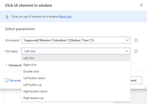 Click UI element in window_2