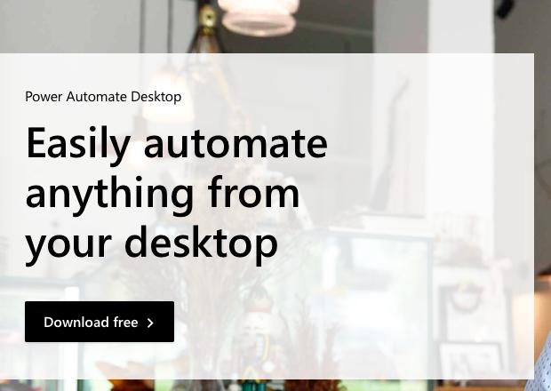 Download PA Desktop