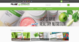 ISDK nopCommerce Herbalife case
