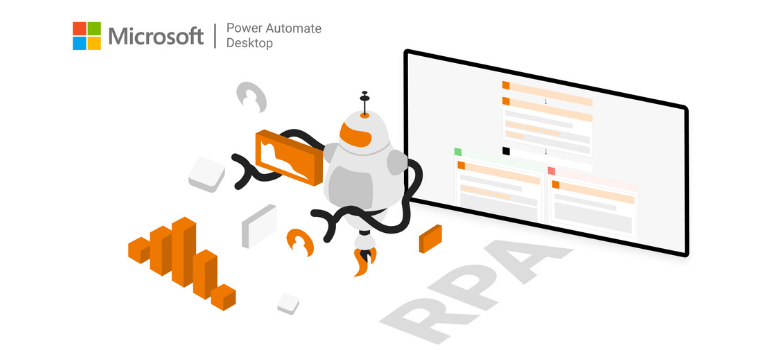 RPA with Power Automate Desktop