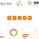 Gebruikersanalyse: vergelijking van Snowplow en Google Analytics 360